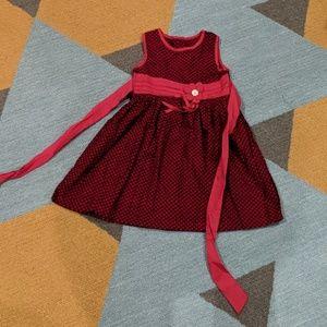 Vintage oshkosh courduroy dress